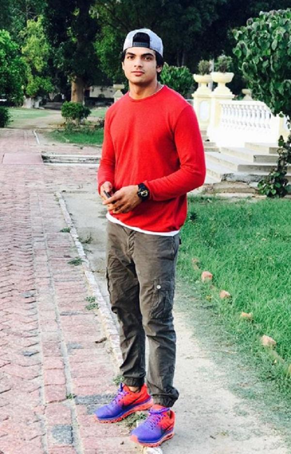 Neeraj chopra celebrate his 20th birthday