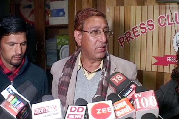 PunjabKesari, Missing Boy Father Image