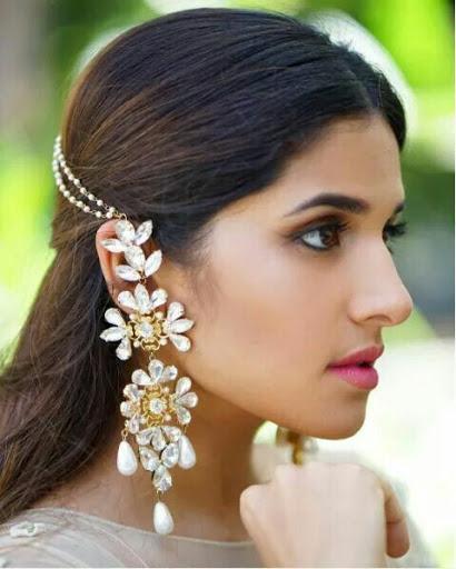 PunjabKesari, हैवी ईयररिंग इमेज, Earring Design image