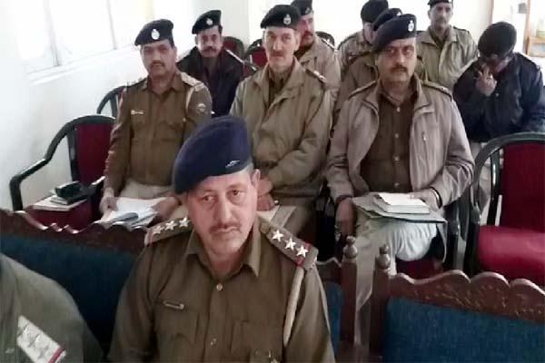 PunjabKesari, Solan Police Image