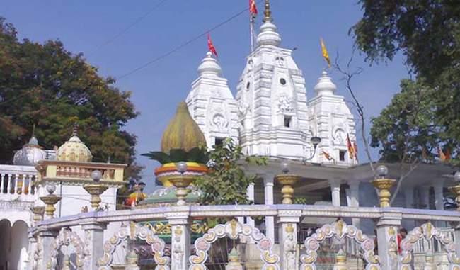 PunjabKesari, Khajrana mandir, Khajrana mandir madhya pradesh, Lord ganesh, khajrana Temple, Sri ganesha, Ganesha, Dharmik Sthal, Religious Place in india, Hindu Teerth Sthal, हिंदू धार्मिक स्थल