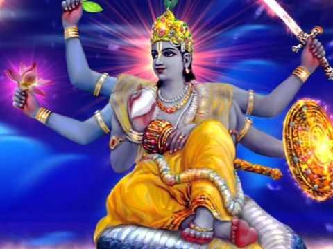 PunjabKesari, Lord Vishnu, Bhagwan Vishnu, भगवान विष्णु