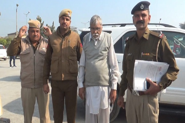 fake cid sub inspector arrested