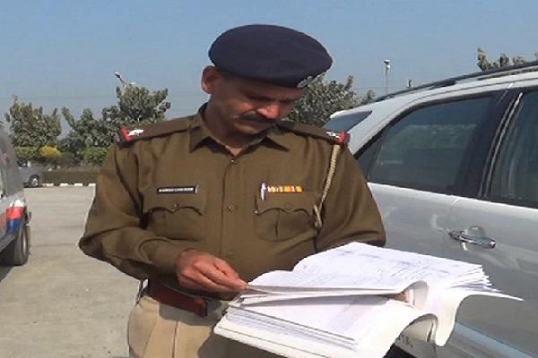 PunjabKesari, crime, police, govt. job, CID, sub inspector