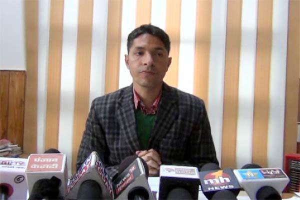 PunjabKesari, ASP Shiv Kumar Image