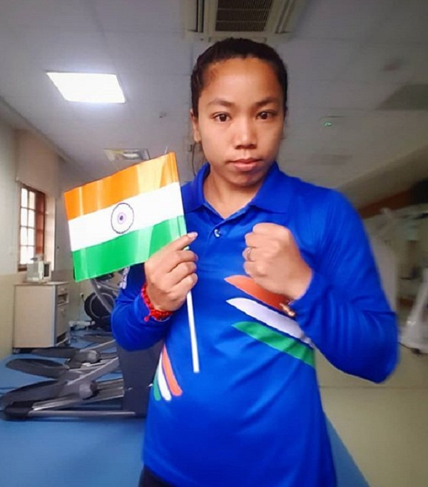 my aims to break world record before Tokyo Olympics : Mirabai Chanu
