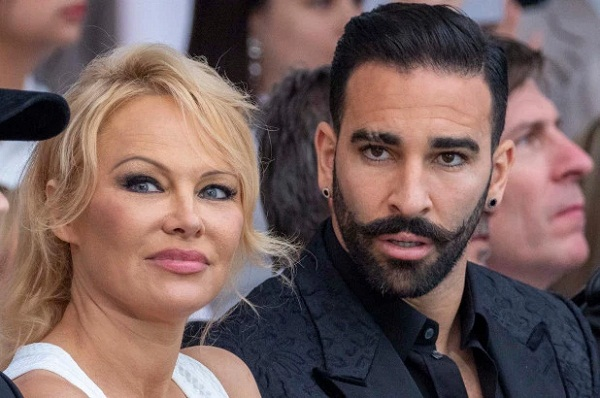 Pamela Anderson Splits Up With Adil rami