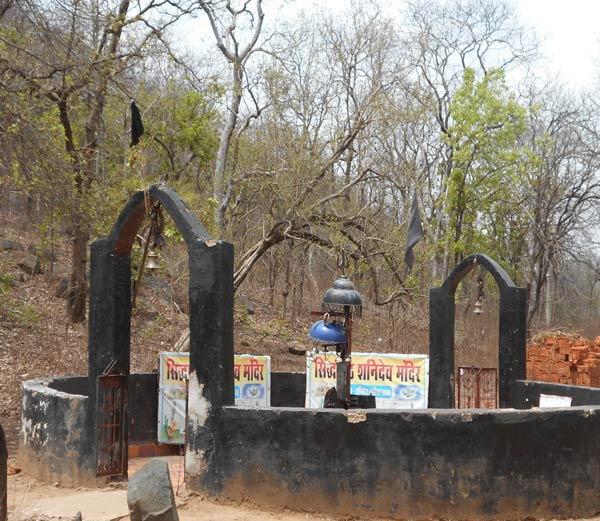 PunjabKesari, Shani Temple, Shani Temple in Chattisgarh, Dharmik Sthal, Religious place in india, Hindu Tirth Sthal, हिन्दू धार्मिक स्थल, भारत के प्रसिद्ध मंदिर, Shani temple, Lord Shani, Shani and his wife
