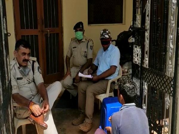 PunjabKesari, Madhya Pradesh, Katni, Crime, Murder, Barhi, Police, Katni Police