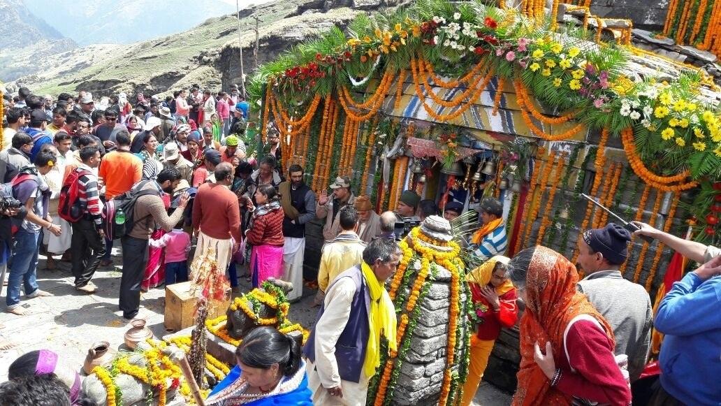 PunjabKesari, tritiya Kedar Tungnath dham, Kedar Tungnath dham, तृतीय केदार, तुंगनाथ धाम, भगवान तुंगनाथ, Dharmik Sthal, Religious Place in India, Hindu teerth Sthal, हिंदू धार्मिक स्थल