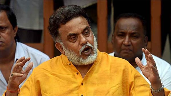 sanjay nirupam counterattacked on kharge