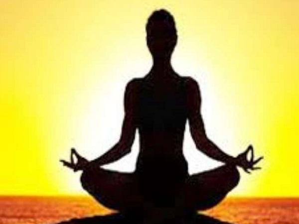 PunjabKesari, Madhya Pradesh News, Agramalava News, Susner News, youth donated blood, blood donated, Yoga Day