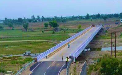 defense minister rajnath singh inaugurates 6 bridges