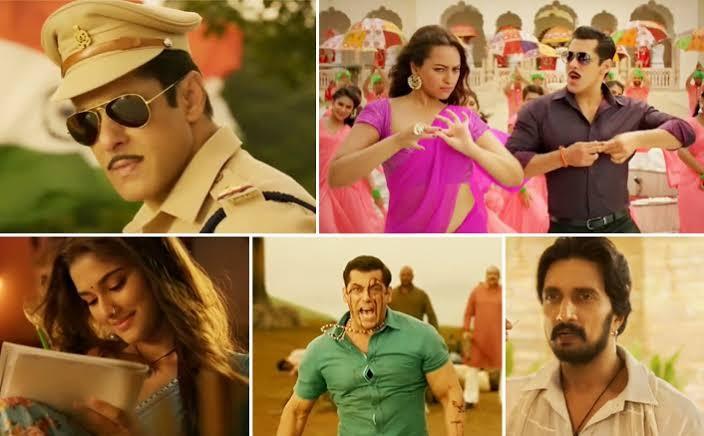 PunjabKesari, Dabangg 3 Trailer