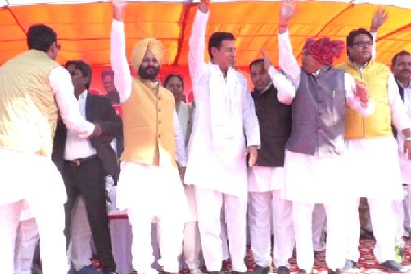 PunjabKesari, haryana, surjewala, congress,