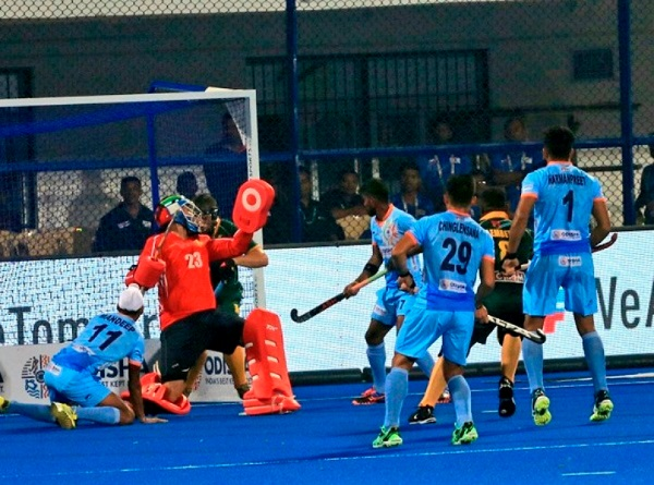 Indian Hockey Team image