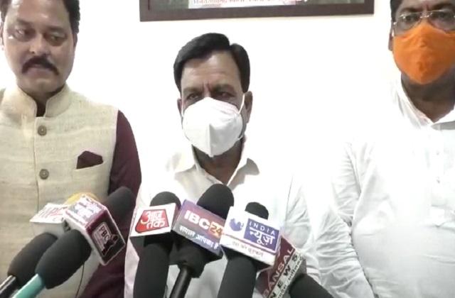 PunjabKesari, Madhya Pradesh, Katni, Finance Minister Jagdish Deora, Inflation, Mustard oil