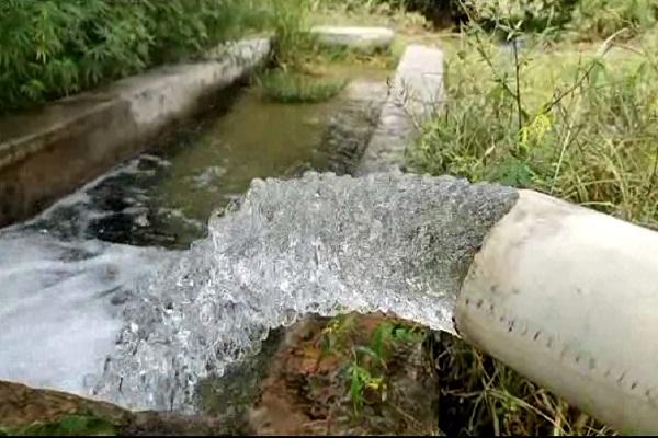 PunjabKesari, water