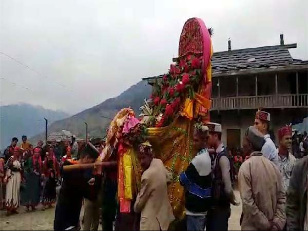 PunjabKesari, Baisakhi Festival Image