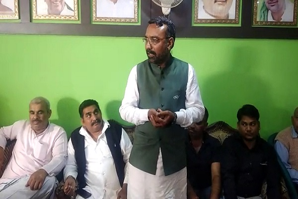 PunjabKesari, Resignation, District President, Worker