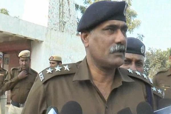 PunjabKesari, ram rahim, love, charger, police, check, point