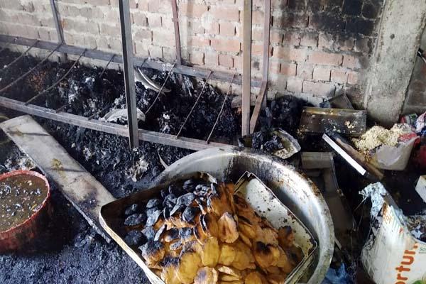 PunjabKesari, Fire Image