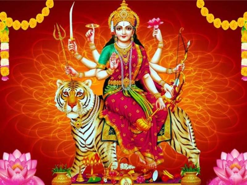 PunjabKesari, Shardiya Navratri 2020, Durga Saptashati Path, Durga Saptashati Path in hindi, Chandi Path, Durga Saptashati, Durga Saptashati rules, Devi Durga, Chandi or  Durga Saptashati Path, Mantra bhaja aarti, Vedic mantra in hindi, Shardiya Navratri, Shardiya Navratri 2020, Navratri, Navrarti 2020