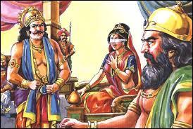 PunjabKesari, Mahabharata, धृतराष्ट्र, महाभारत, Dhritarashtra, धृतराष्ट्र, Dharmik katha, Religious Concept in hindi, Dant Katha in hind, Mahabharata Interesting Story, Punjab kesari, Dharm