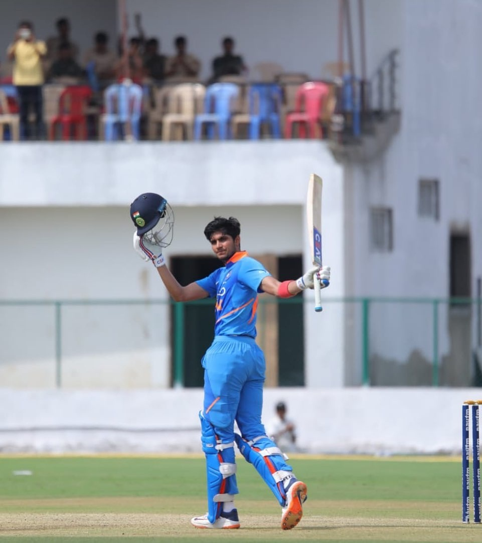 Shubman fell when he got a place in Test team - IPL experience will work