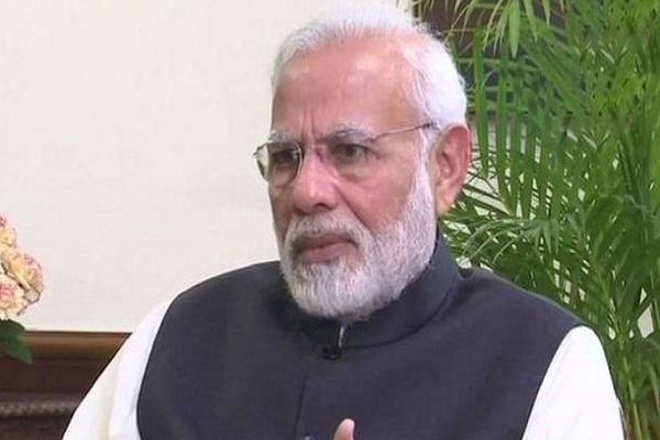 prime minister modi threatens constitution congress