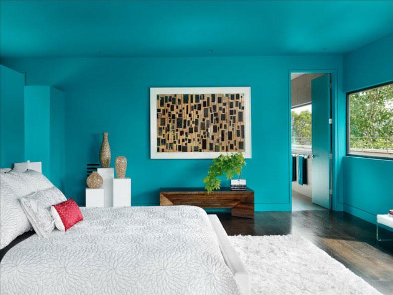 PunjabKesari, room wall color
