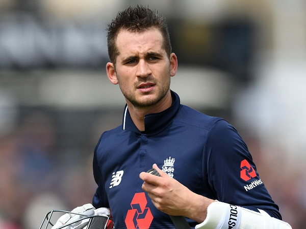 Alex Hales takes break for 'personal reasons'