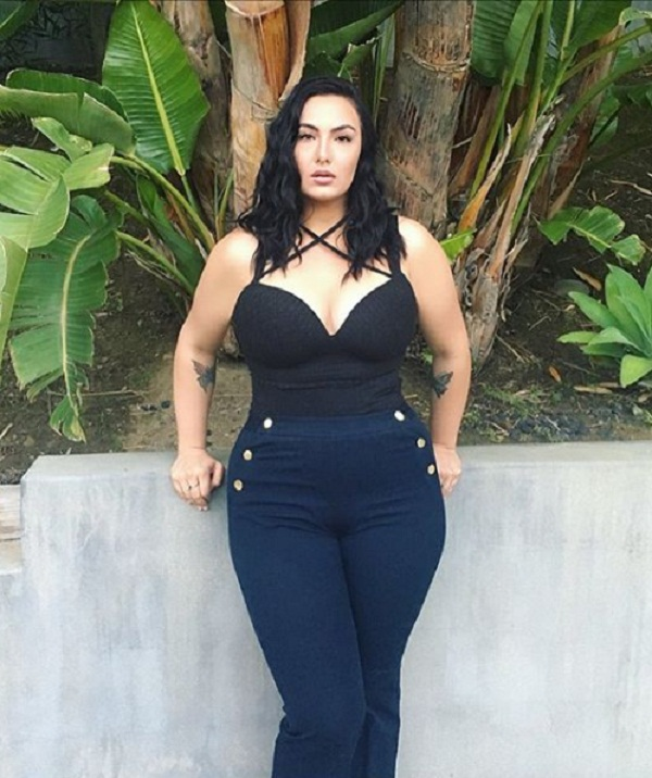 Hollywood famous hero + size model daughter Arissa join WWE Soon