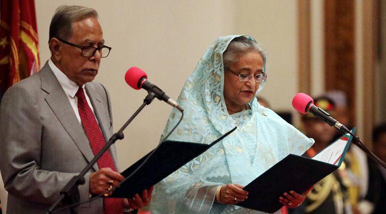 PunjabKesari, Sheikh Haseena