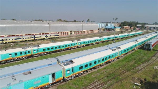 railways set new record in corona era 3 times production of lhb coach