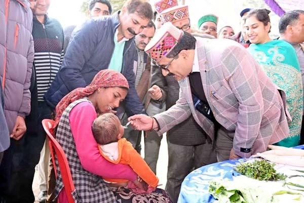 PunjabKesari, Janmanch Program Image
