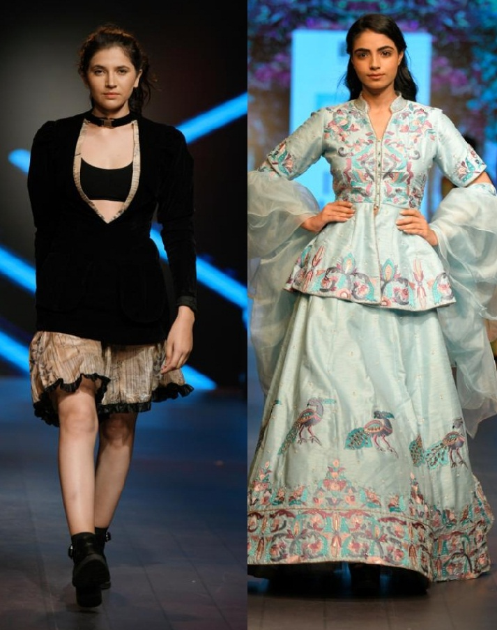 PunjabKesari, Fashion show