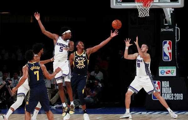 NBA: Indiana Pacers won match in first pre-season match