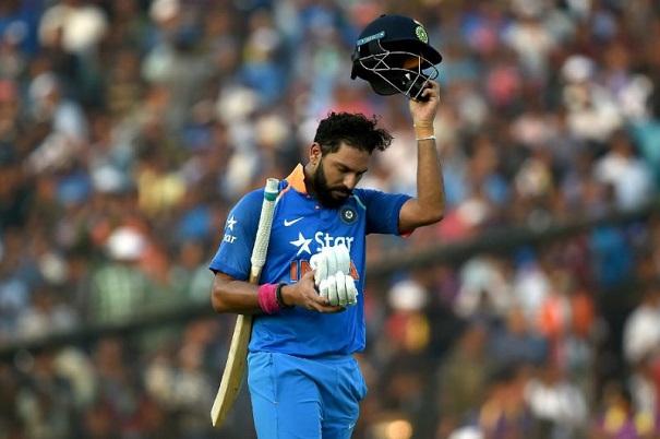 yuvraj singh, भारत ने वर्ल्ड कप 2015 के बाद नंबर चार पर आजमाए 11 बल्लेबाज