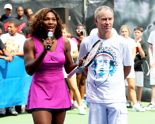 Serena Williams, should not apologize for his US open drama : John
