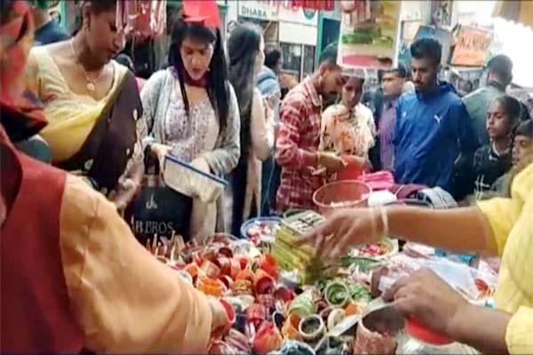 PunjabKesari, Shopping Image