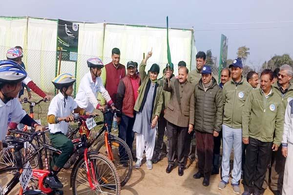 PunjabKesari, Bird Festival Image