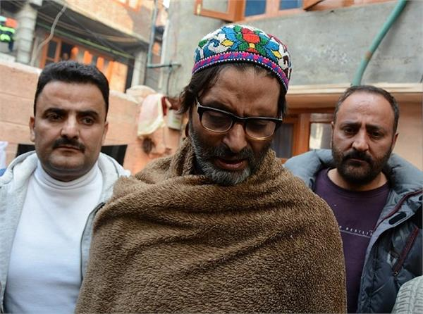 jklf shows concern about yaseen malik s health in jail