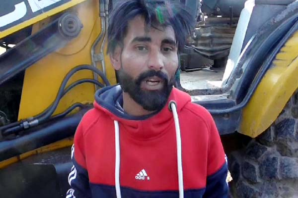 PunjabKesari, Crime Spot Image