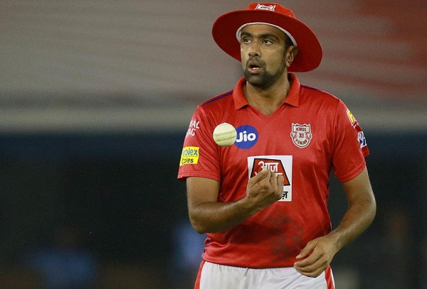 Confirm : Ashwin will be associated with Kings XI Punjab