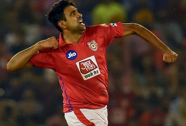 Confirm : Ashwin will be associated with Kings XI Punjab