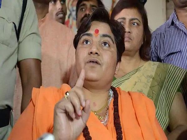 PunjabKesari, Madhya Pradesh News, Bhopal News, Sehore News, Sadhvi Pragya, Disputed Statement