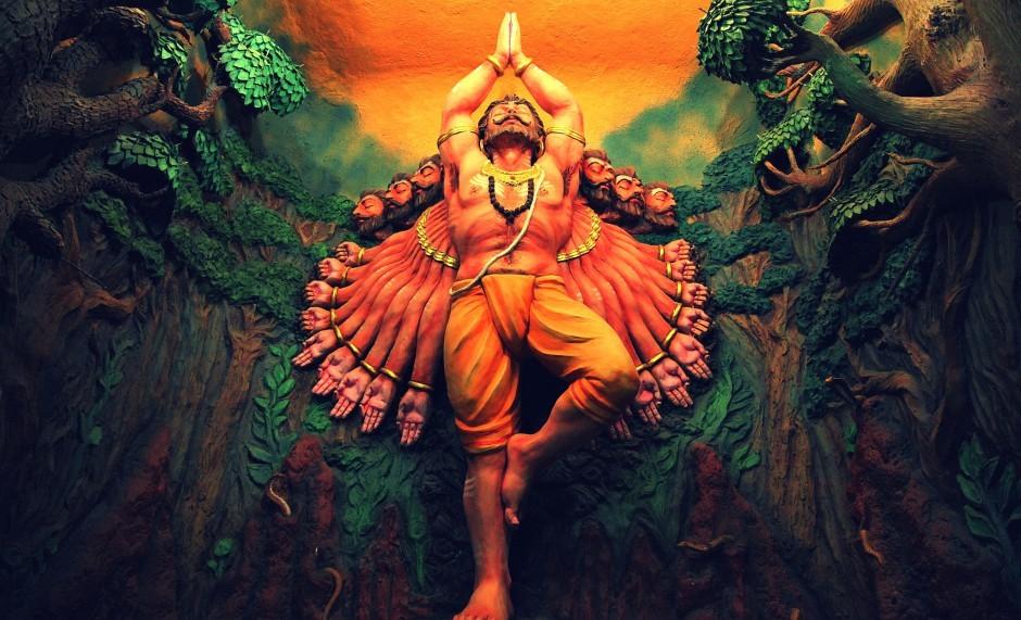 PunjabKesari, Shv Stotram, Shiv Tandav Stotra, Ravan, रावण, Mahashivratri, Mahashivratri 2020, Lord Shiva, Shiv ji, Bholenath, महाशिवरात्रि 2020, महाशिवरात्रि, Hindu Shastra, Hindu Religion, Mantra Bhajan aarti, vedic mantra in hindi