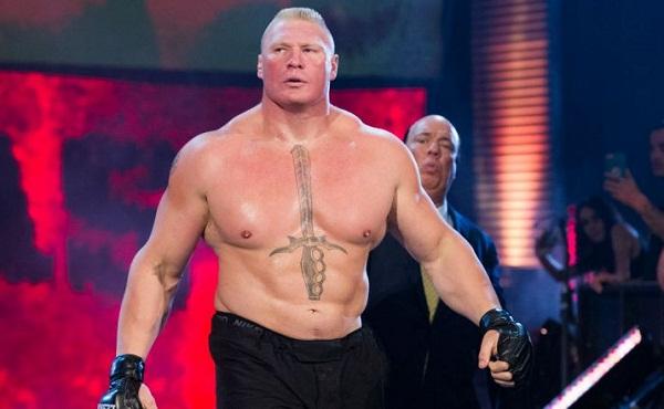 PunjabKesarisports Brock Lesnar