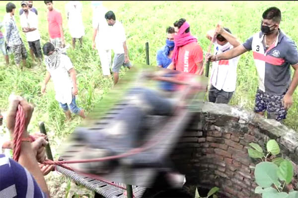 PunjabKesari, Deadbody Image